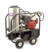 The Dominator Series Hot Water Pressure Washers