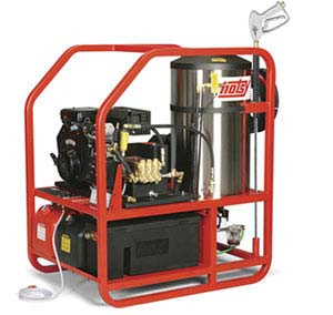 Hotsy 1200 Series Hot Water Pressure Washers