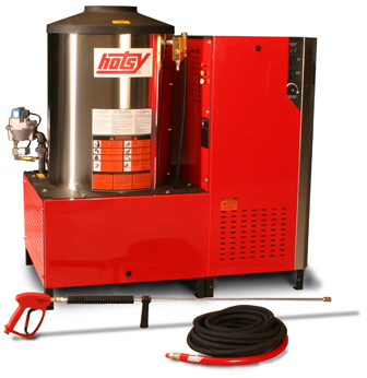 Hotsy 1800 Series Hot Water Pressure Washers
