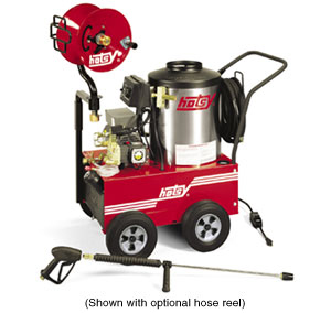 Hotsy 500 Series Hot Water Pressure Washers