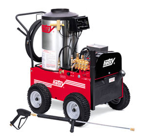 Hotsy 700 Series Hot Water Pressure Washers