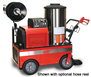 Hotsy 800 Series Hot Water Pressure Washers