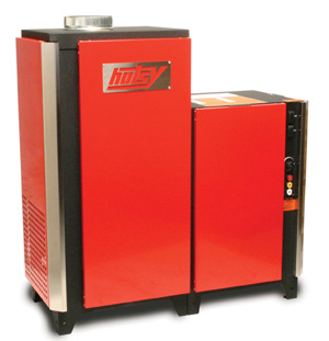 Hotsy 900 Series Hot Water Pressure Washers